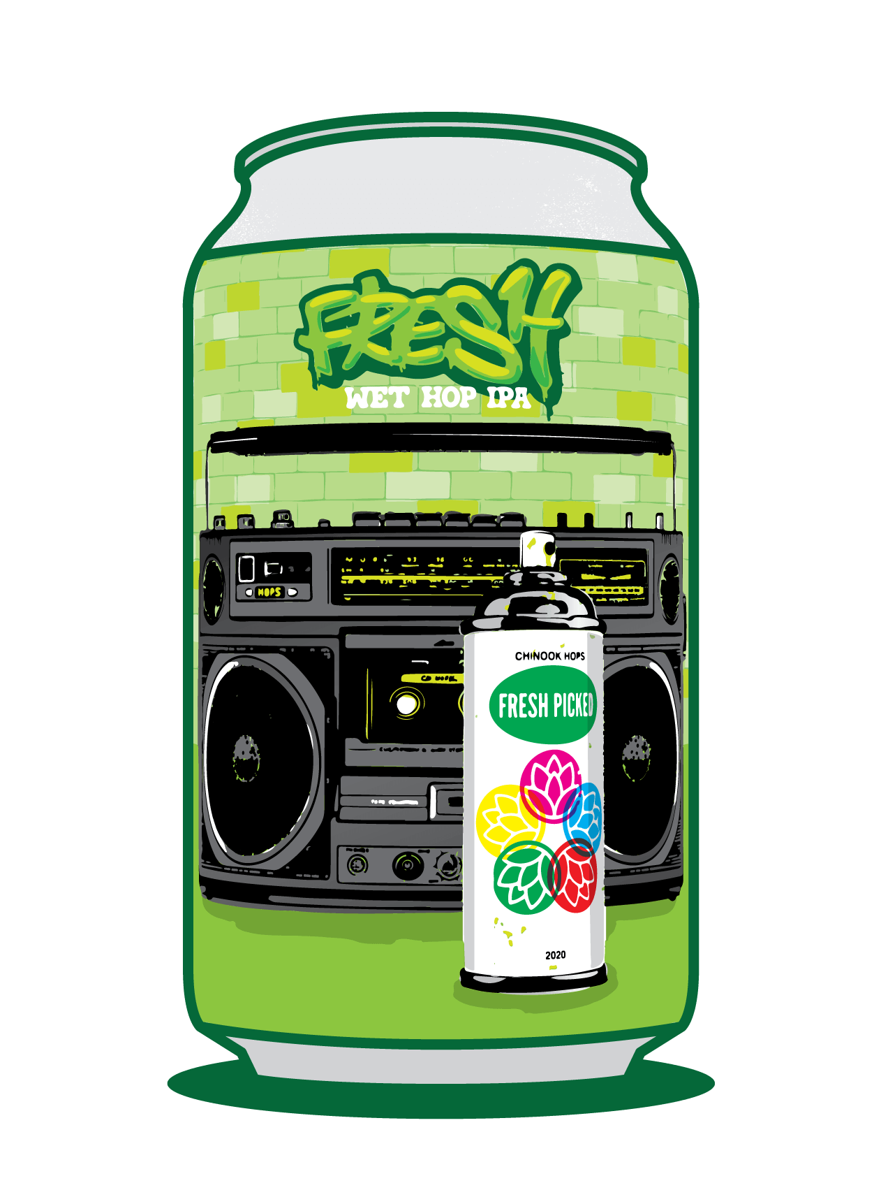 2020 Fresh Hop Image