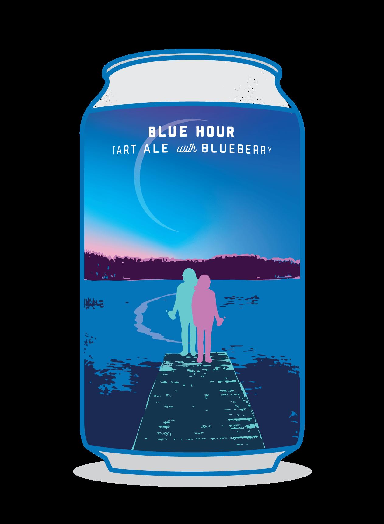 Blue Hour Image
