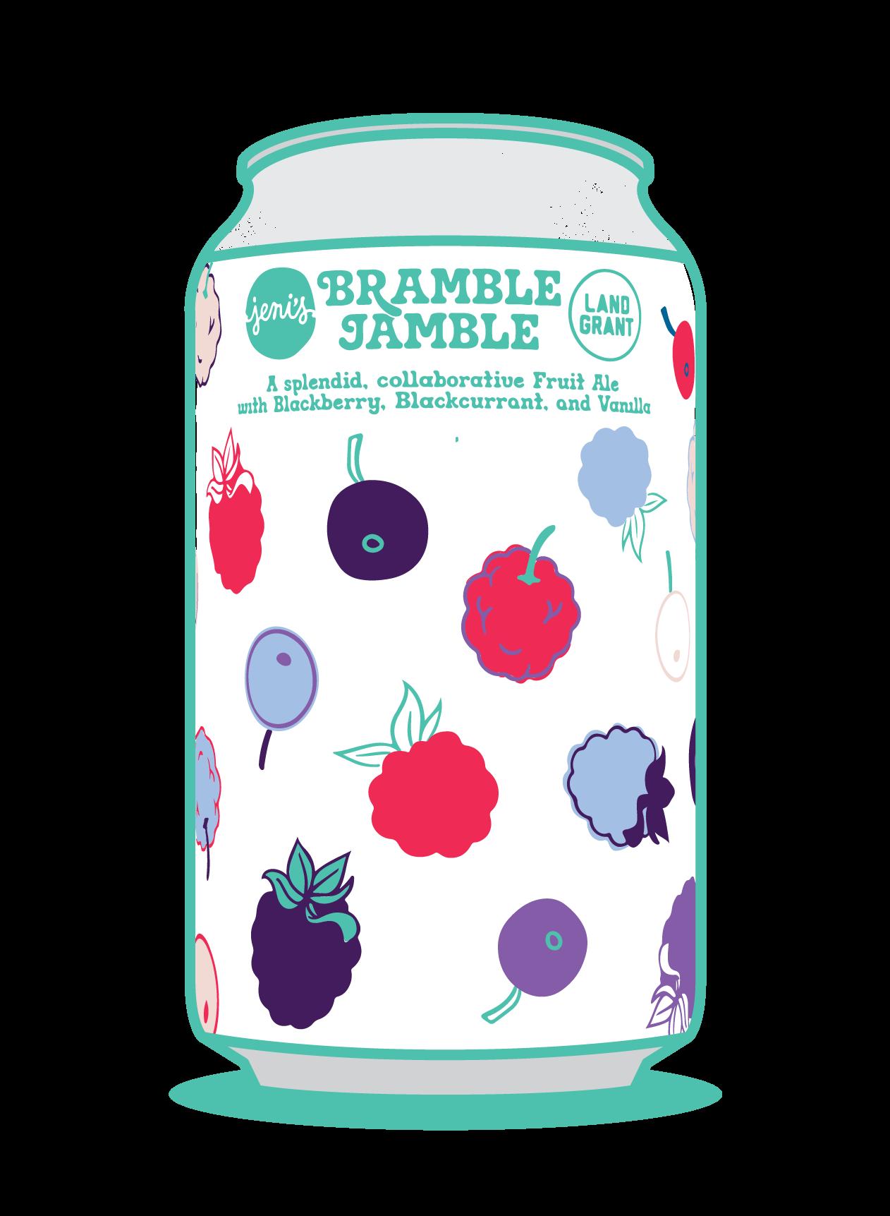Jenis Bramble Jamble Image
