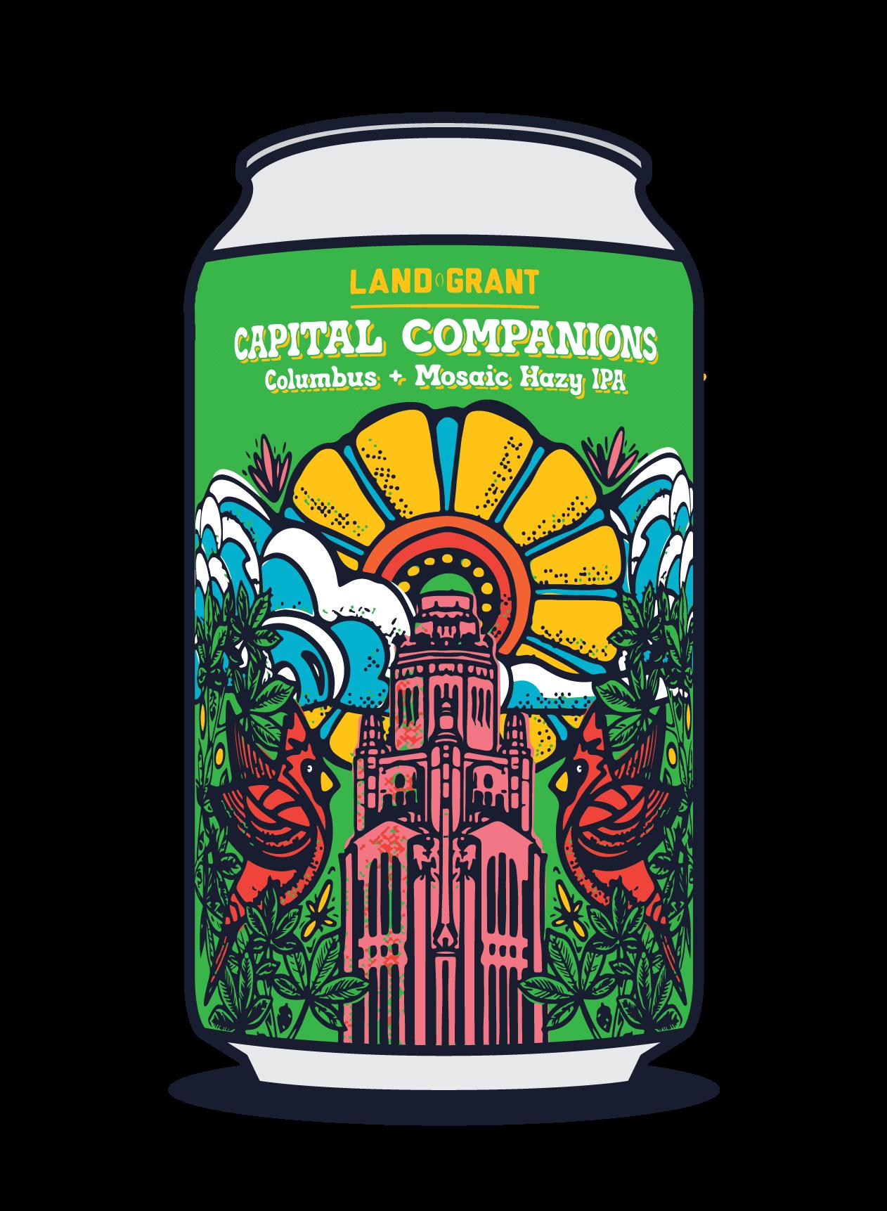 Capital Companions  Image