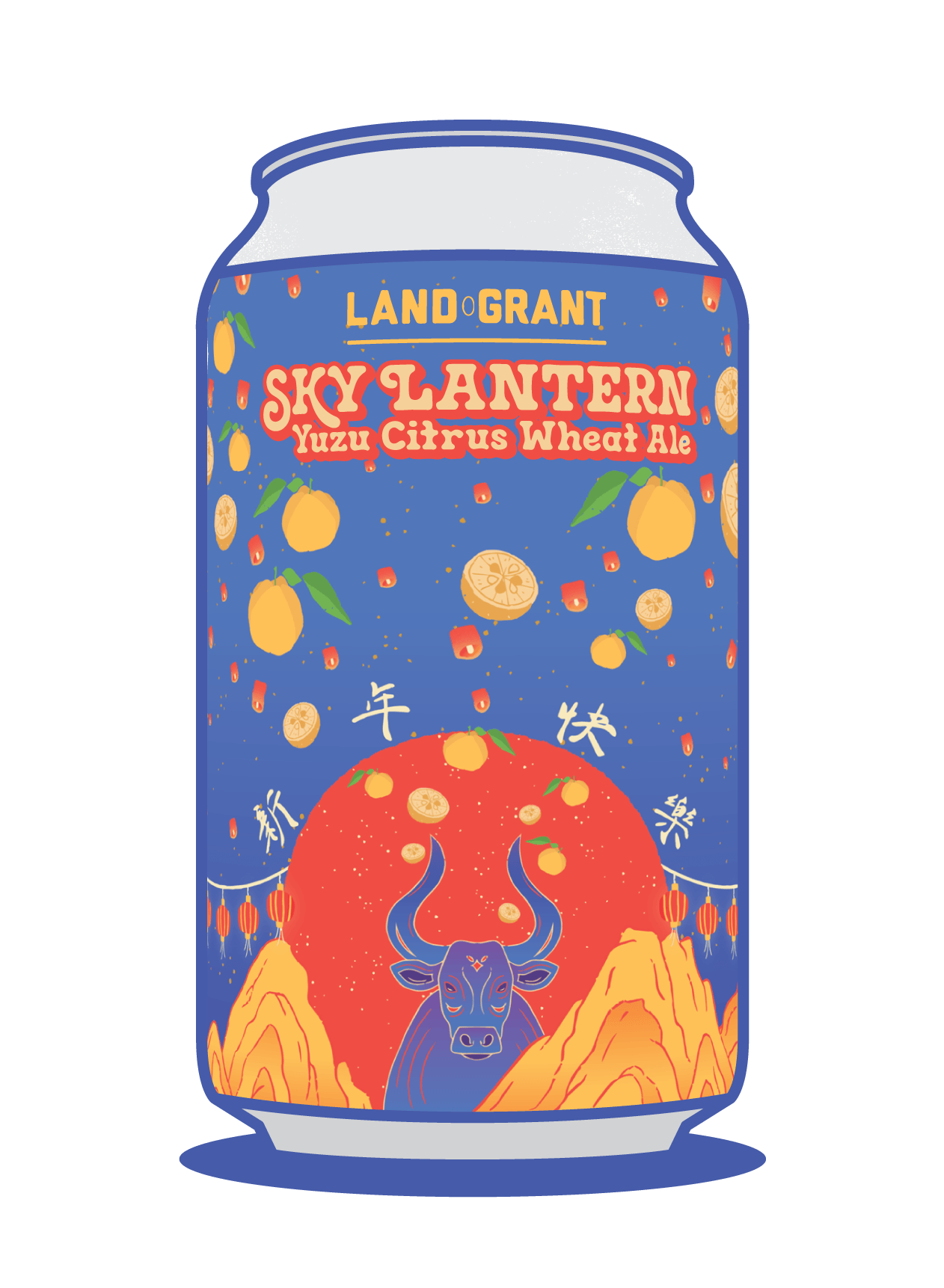 Sky Lantern Image