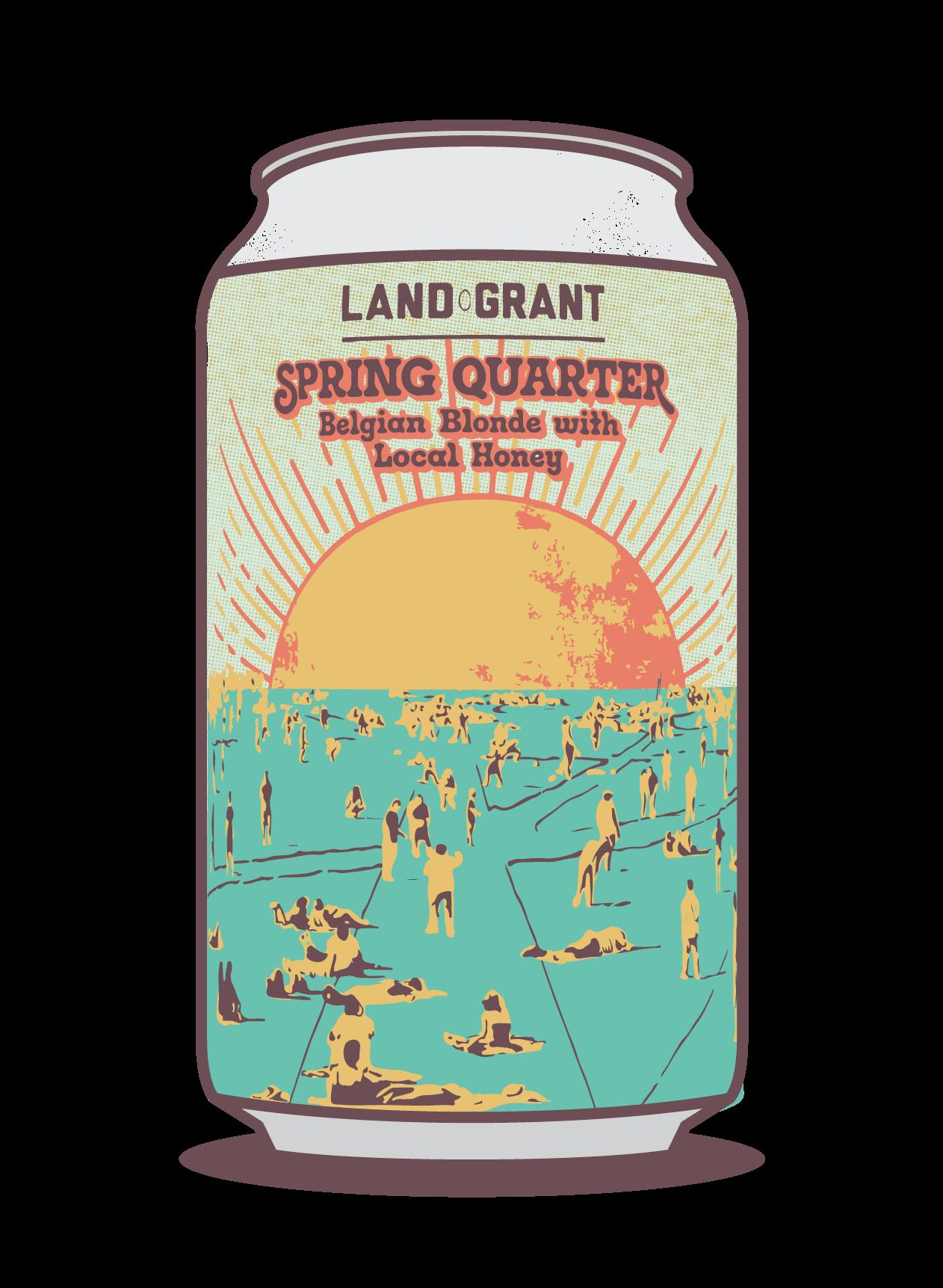 Spring Quarter Image