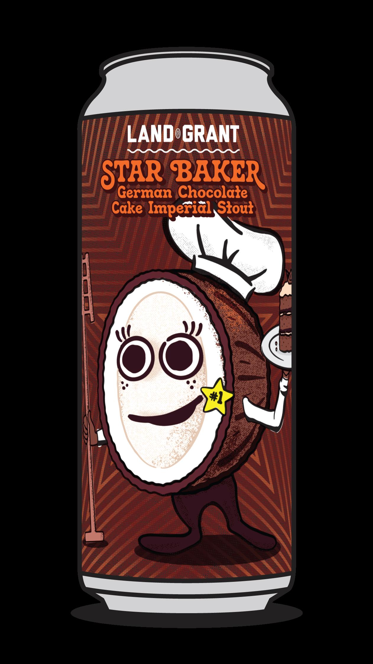 Star Baker Image